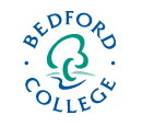 Bedford College Logo (click for map)
